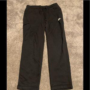 Nike Mens Sweatpants Black